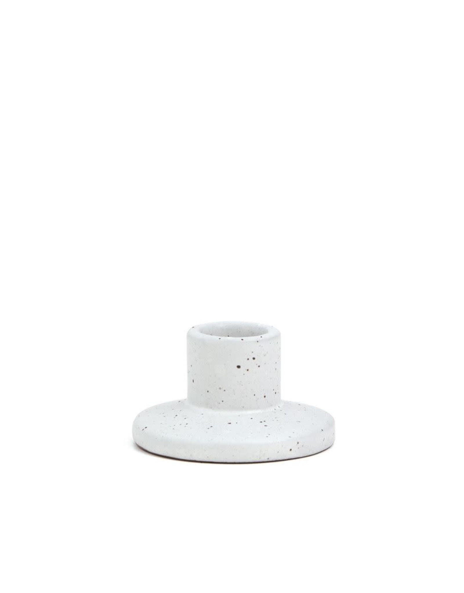 Chandelier en Céramique Moucheté - Petit