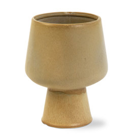 Khaki  Vase Large