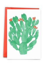 Baltic Club Greeting Card - Cactus