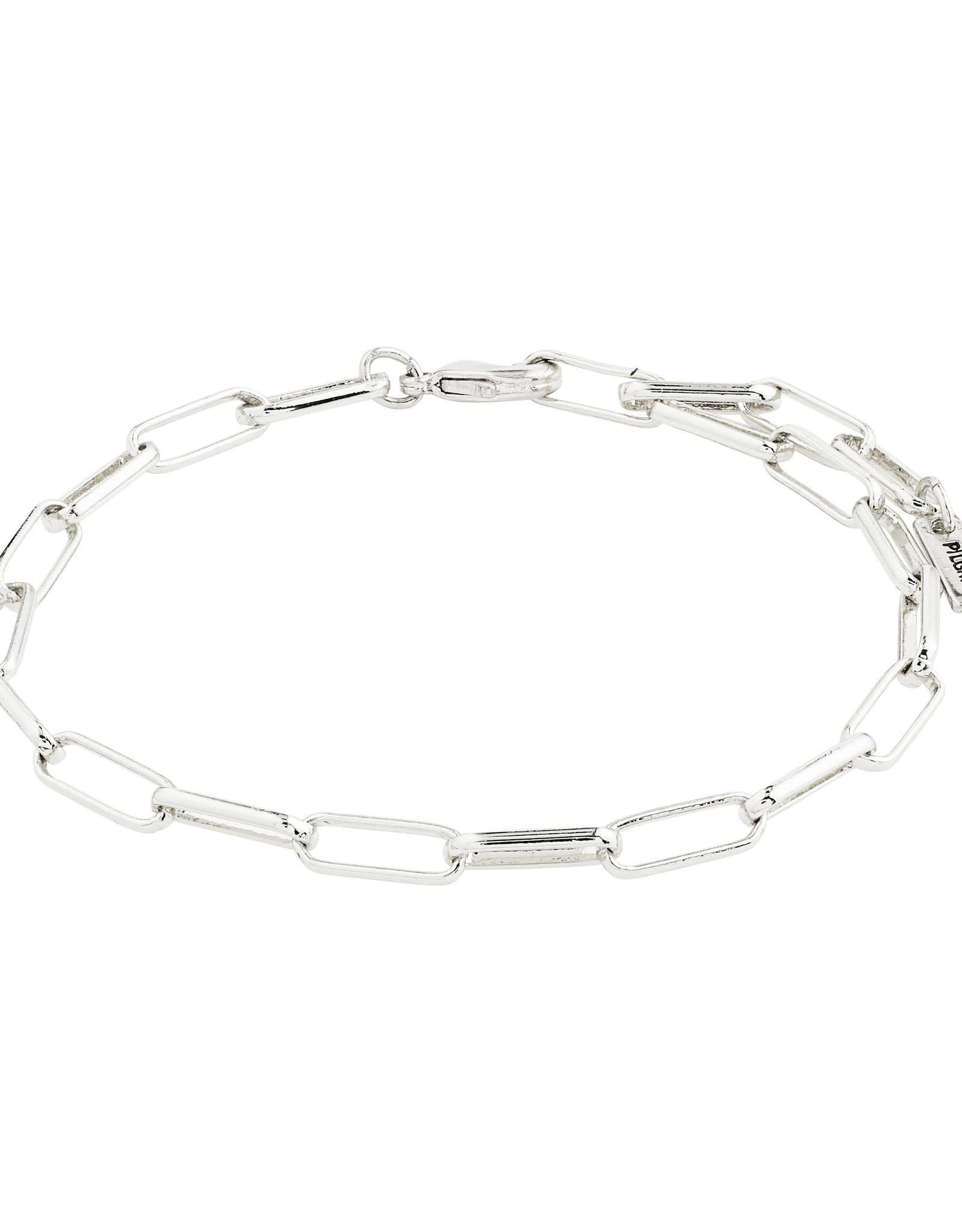 Pilgrim Bracelet Ronja - Silver Plated