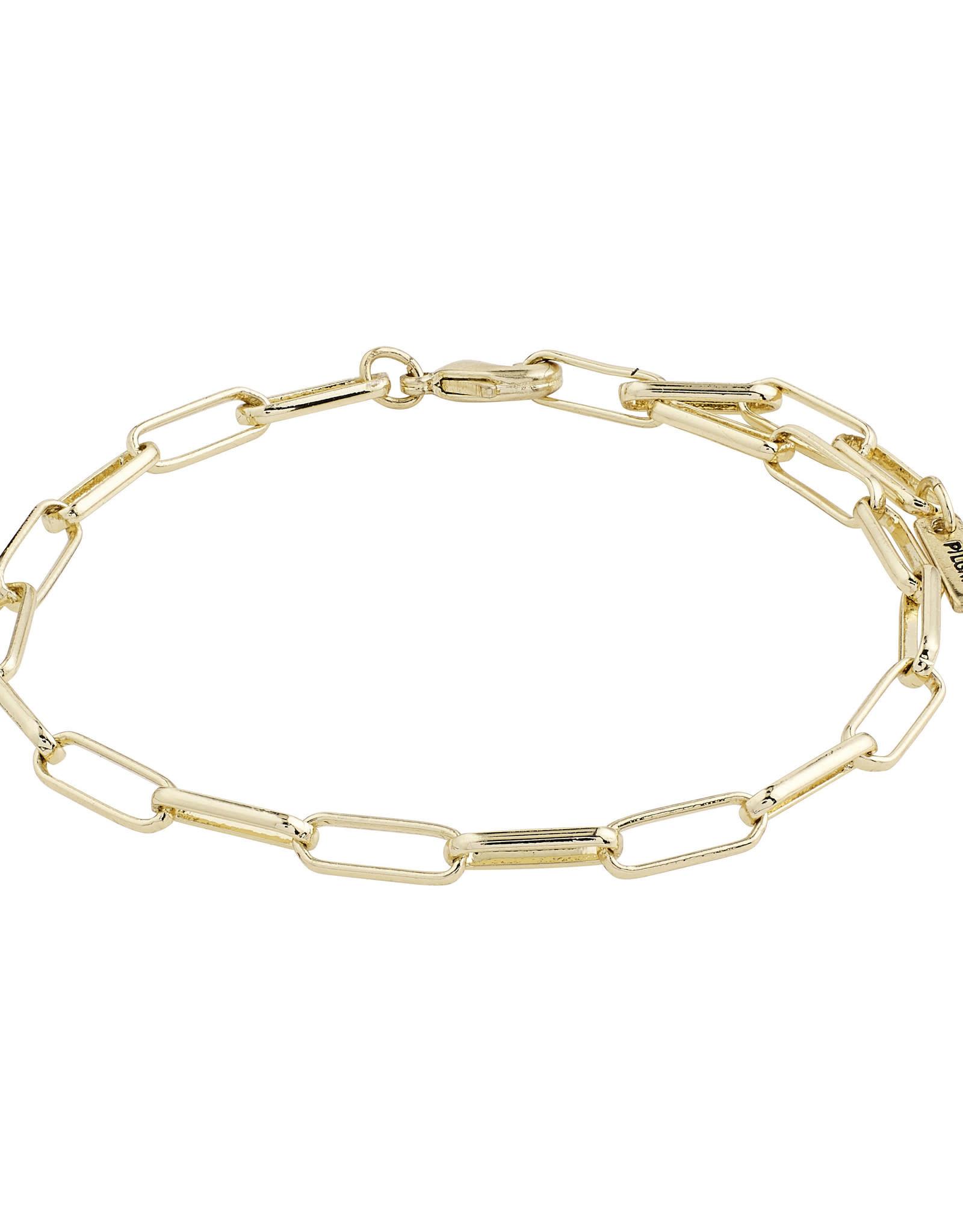 Pilgrim Bracelet Ronja - Gold Plated