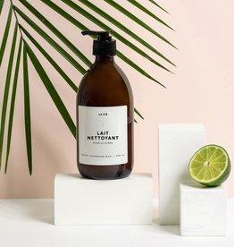 Atelier La Vie Apothicaire Body Cleansing Milk - Lime/Bergamot