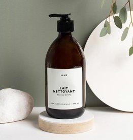 Atelier La Vie Apothicaire Body Cleansing Milk - Eucalyptus/Rosemary