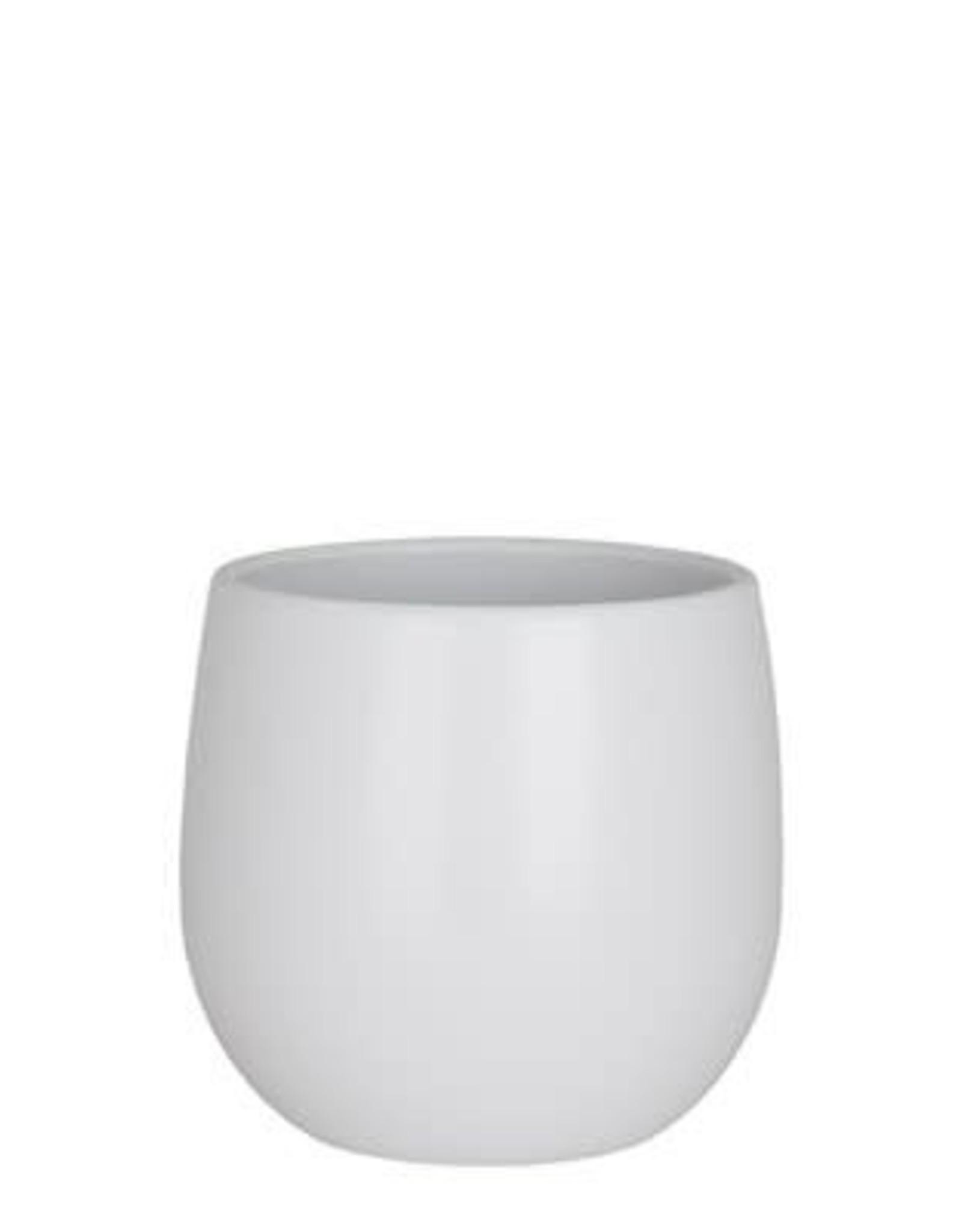 Vitoria Pot White - 11 cm