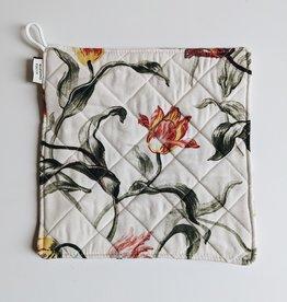 Maske Sous-Plats - Fleur