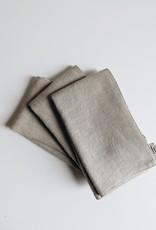 Maske Napkins Linen - Sand