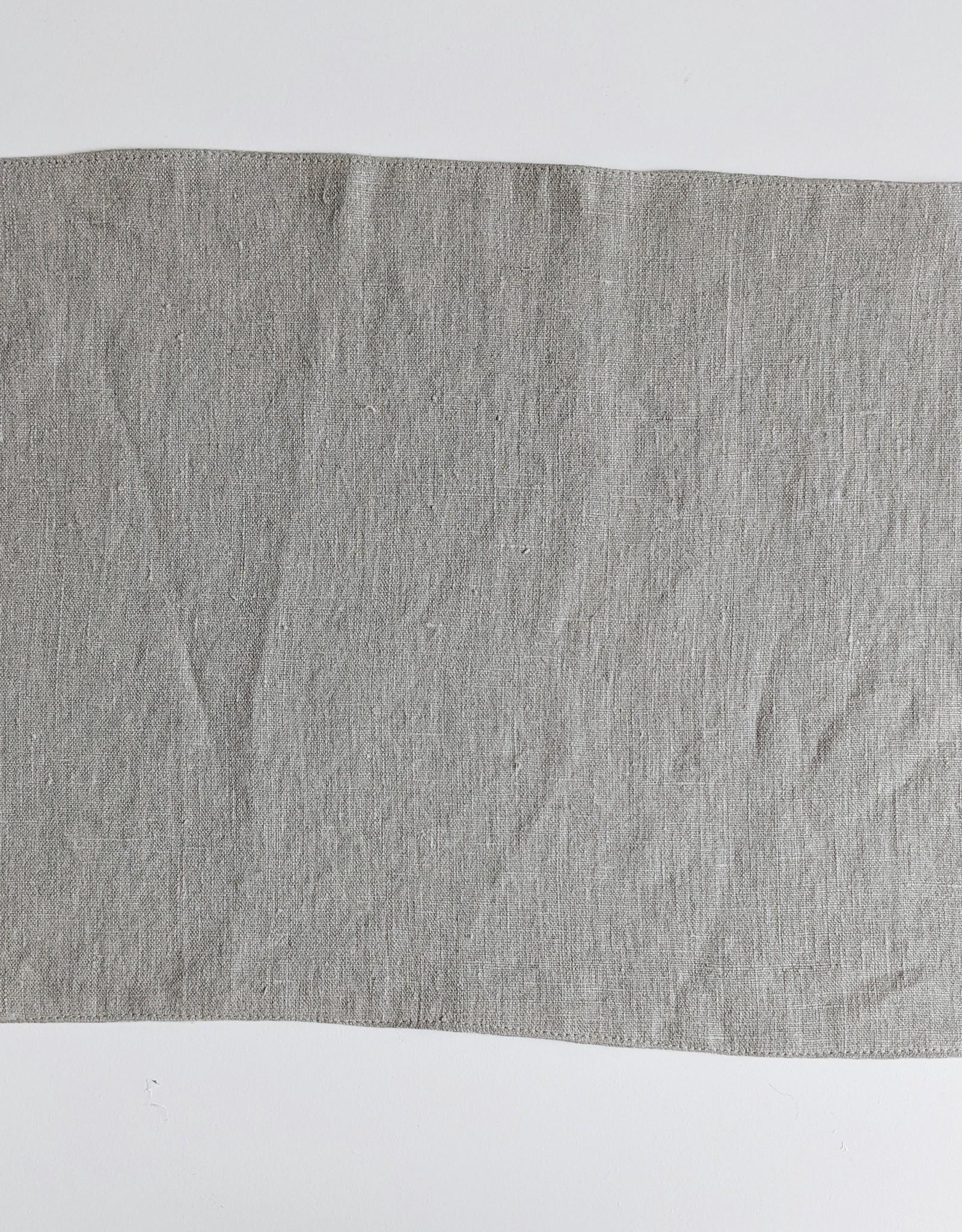 Maske Placemats Linen - Grey