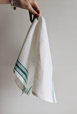 Maske Linge à Vaisselle Lin/Coton - Vert