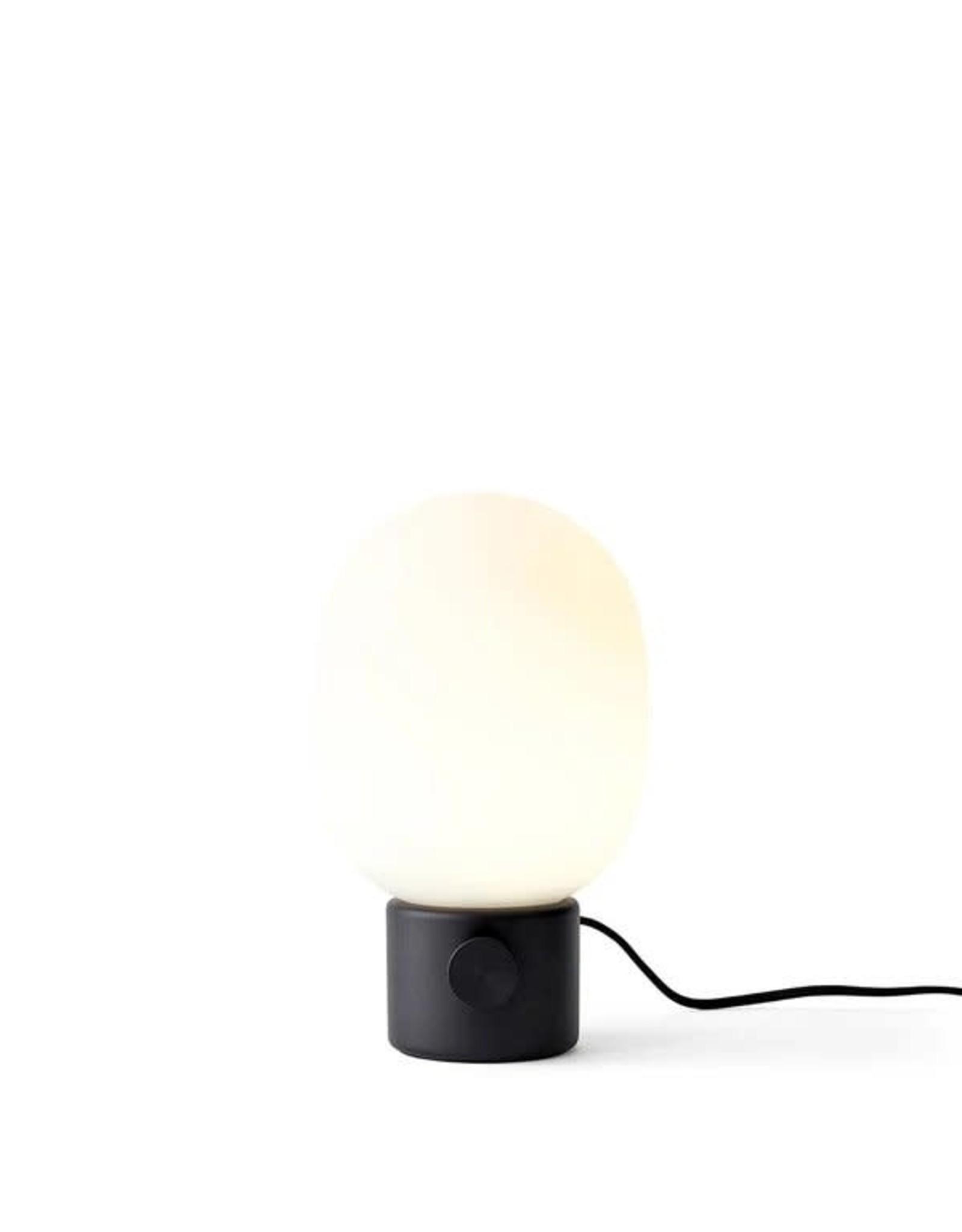 Menu JWDA Table Lamp, Metallic, Black