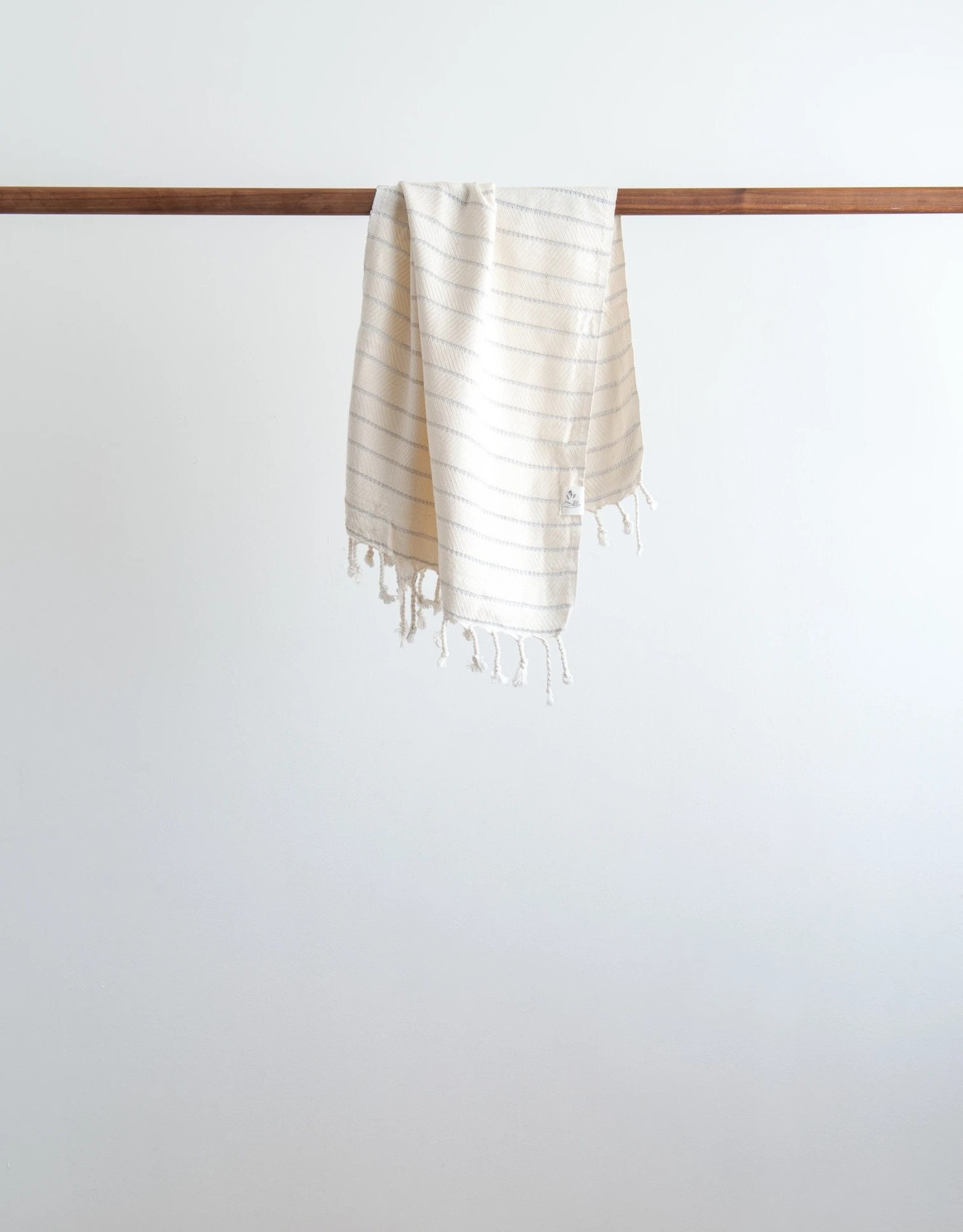 Confetti Mill Turkish Hand Towel - Bulut