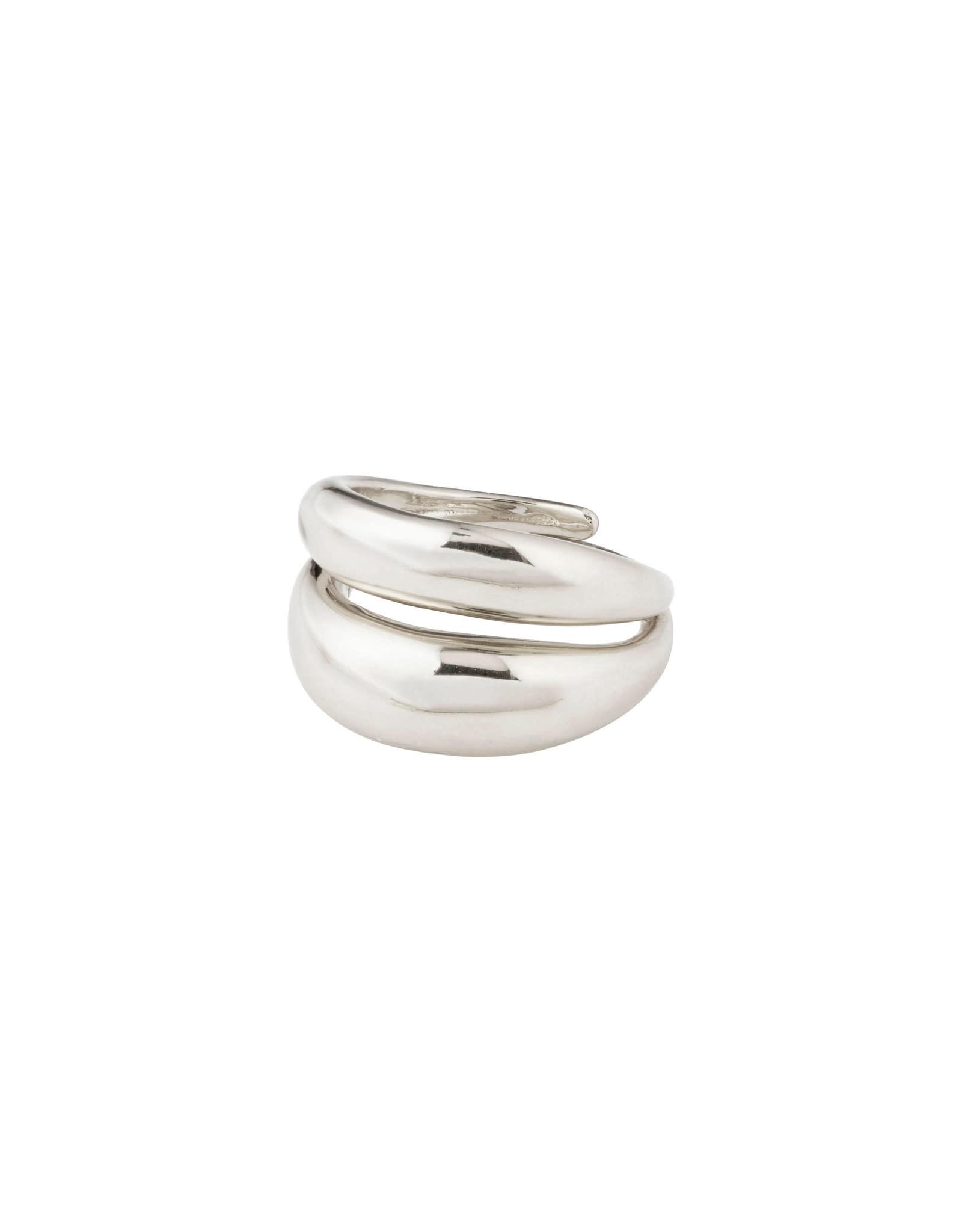Pilgrim Reconnect Ring - Silver