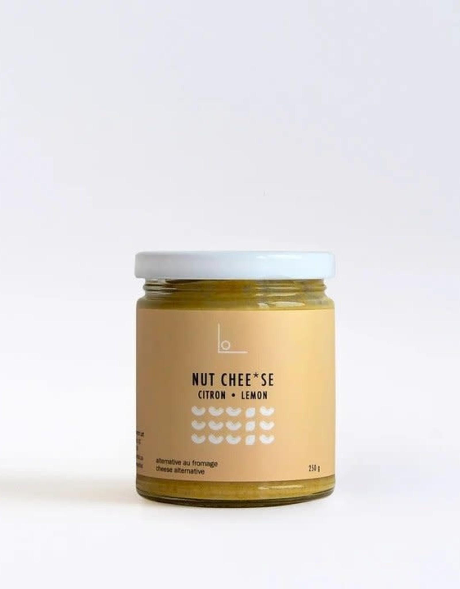 Logan Petit Lot Nut Chee*se Citron