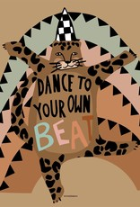 Wonder & Rah Dance To Your Own Beat Poster