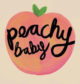 Wonder & Rah Affiche Peachy Baby