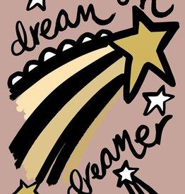 Wonder & Rah Affiche Dreamer - Rose