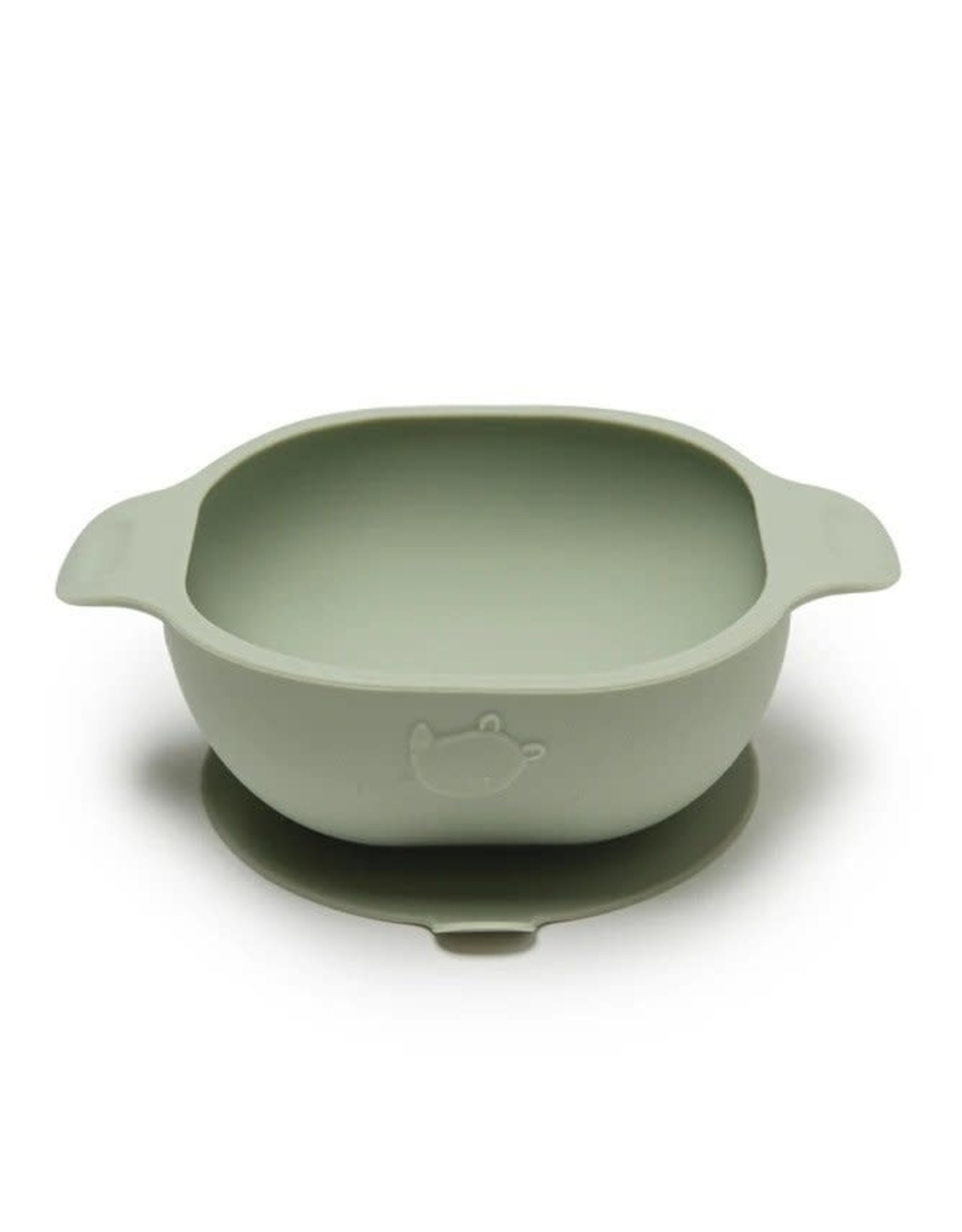 Loulou Lollipop Silicone Bowl - Sage