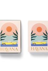 Designworks Ink Playing Cards - Peach Havana