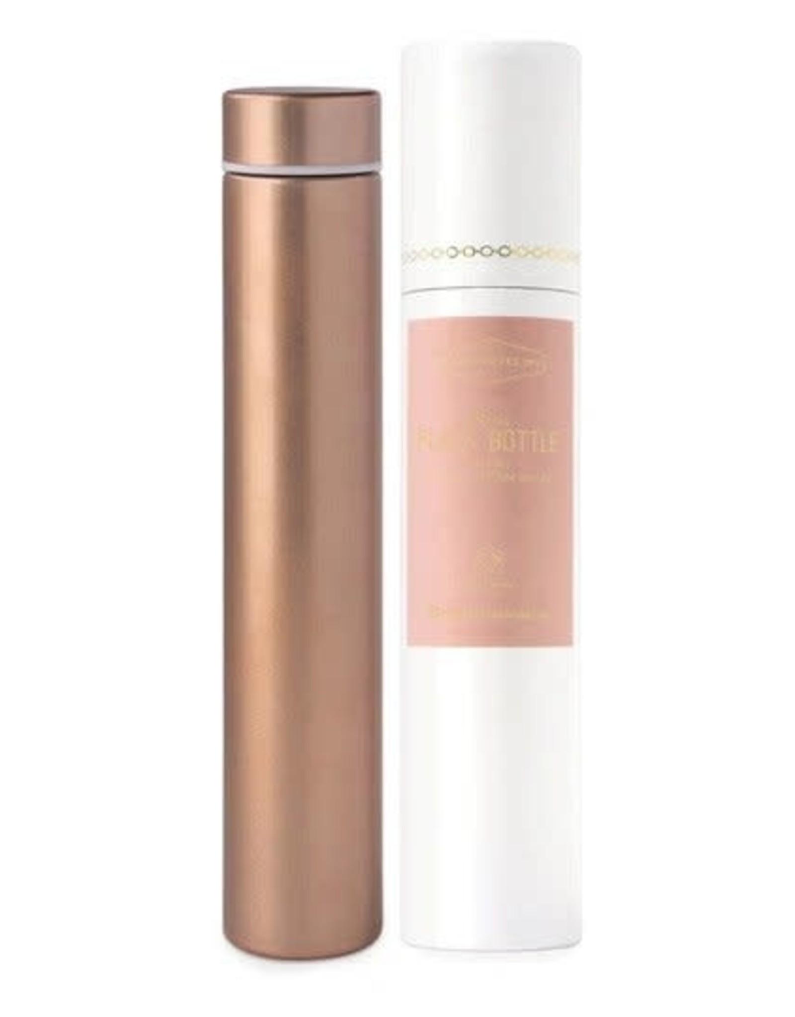 Designworks Ink Slim Flask Bottle in Tube - Copper
