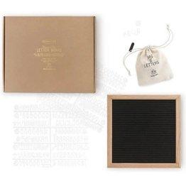 Designworks Ink Tableau à Lettres - 10''x10''