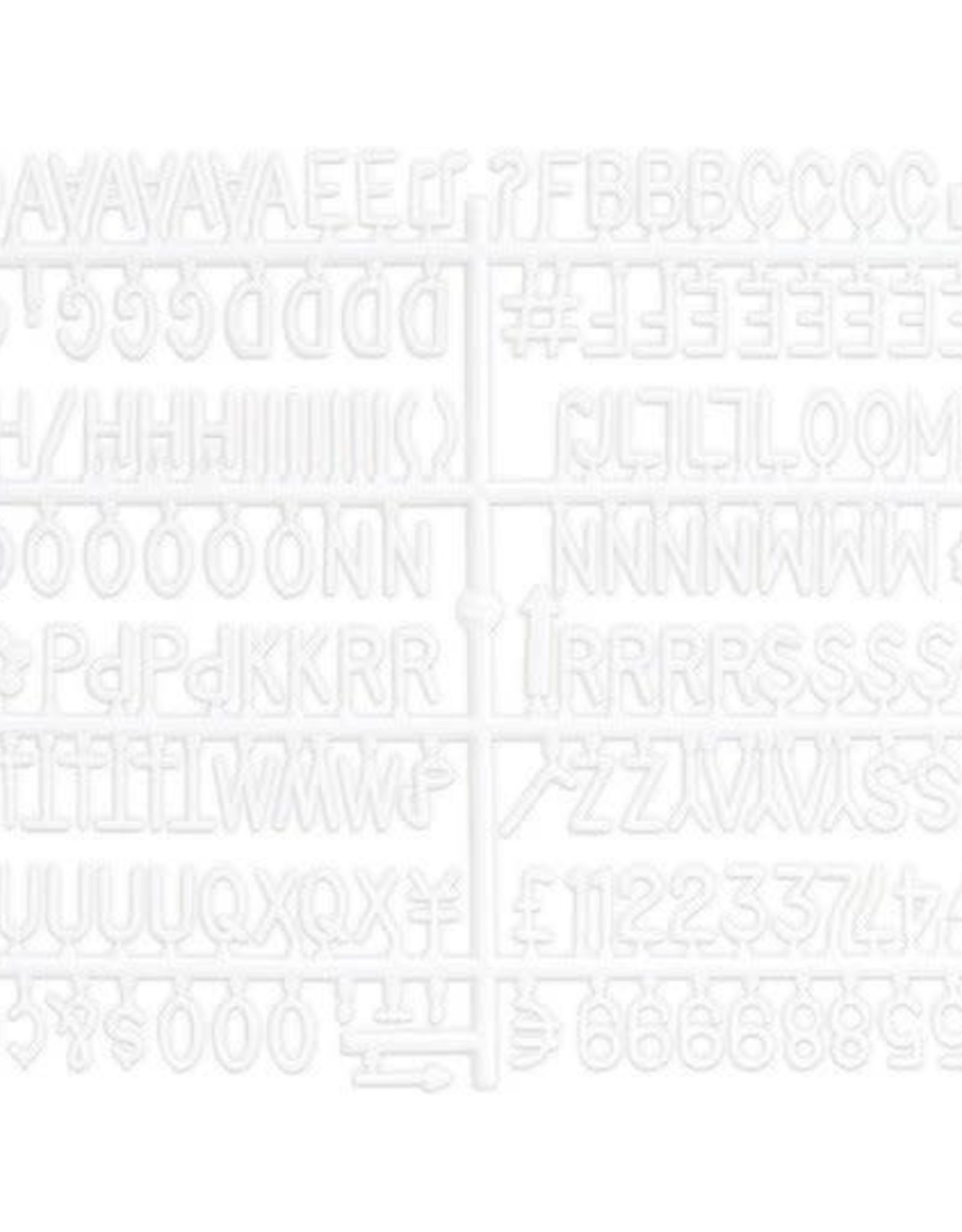 Designworks Ink Framed Letter Board - 10''x10''