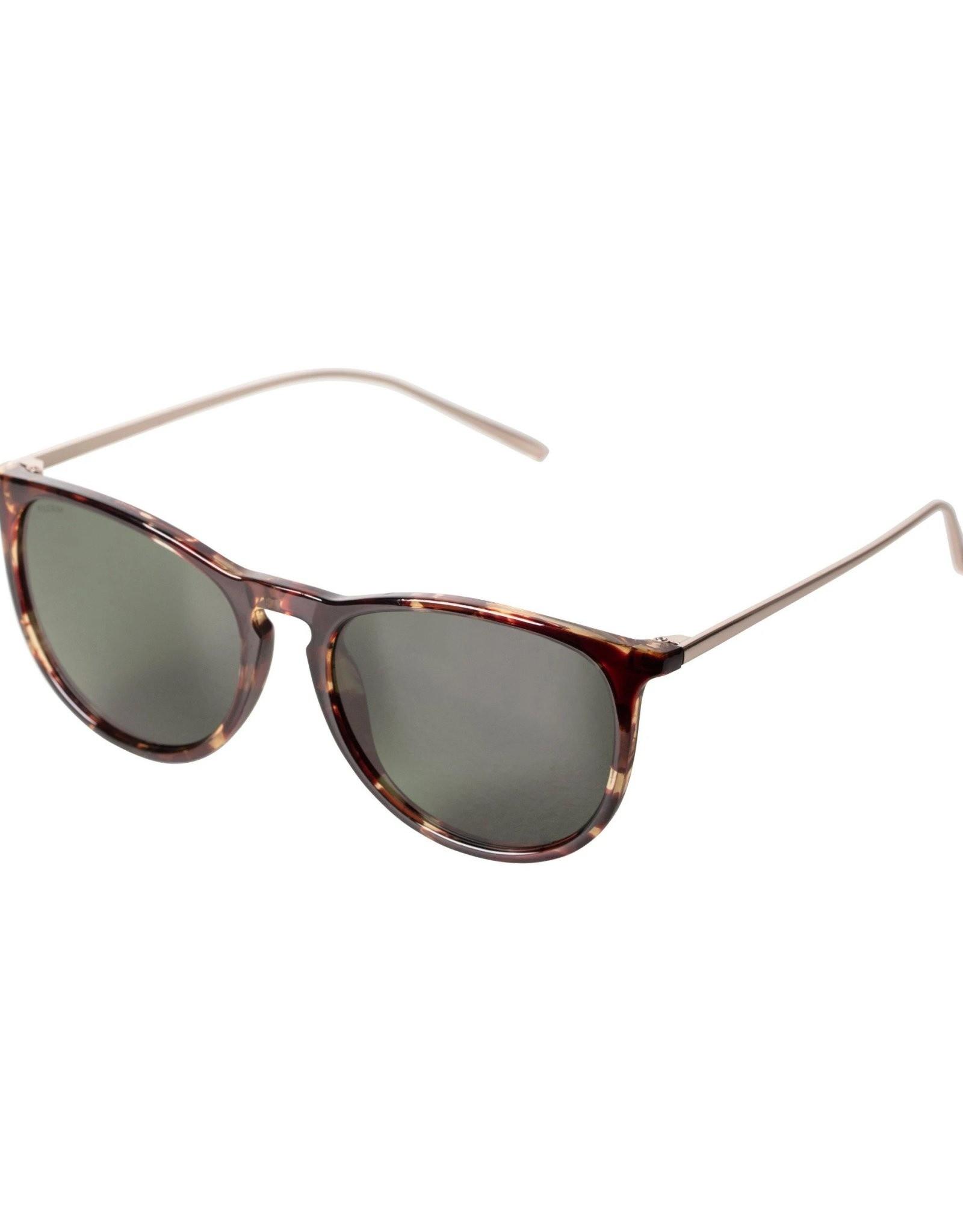 Pilgrim Sunglasses Vanille - Brown