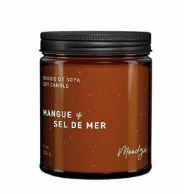 Moodgie Bougie de Soya - Mangue & Sel de Mer