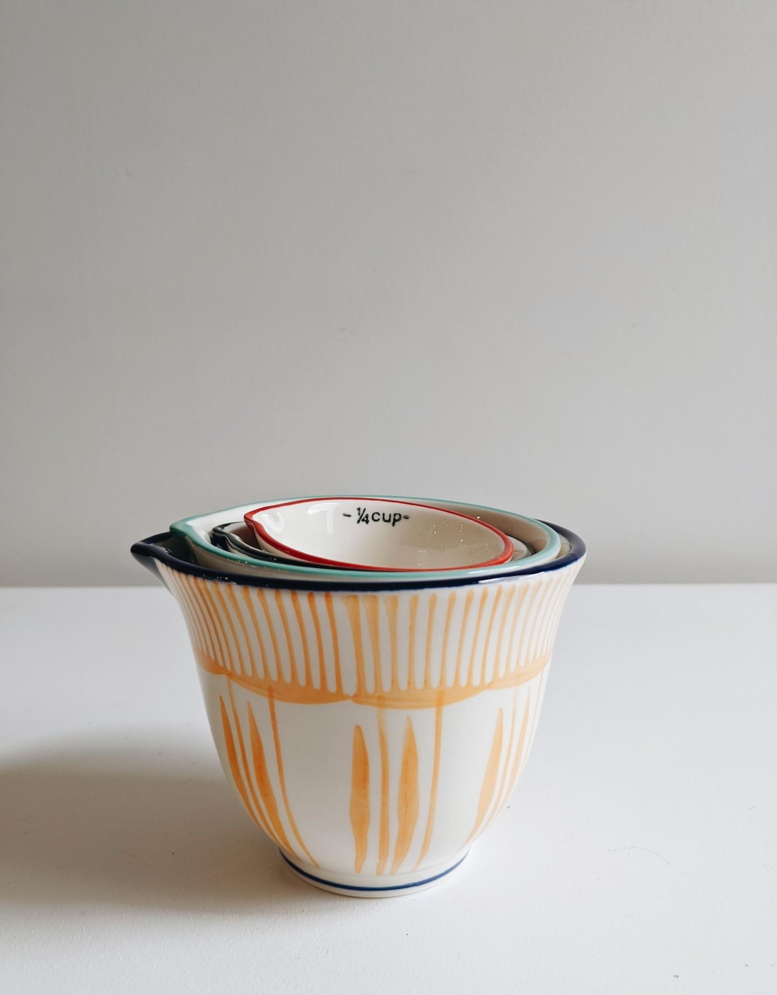 Stoneware Measuring Cup