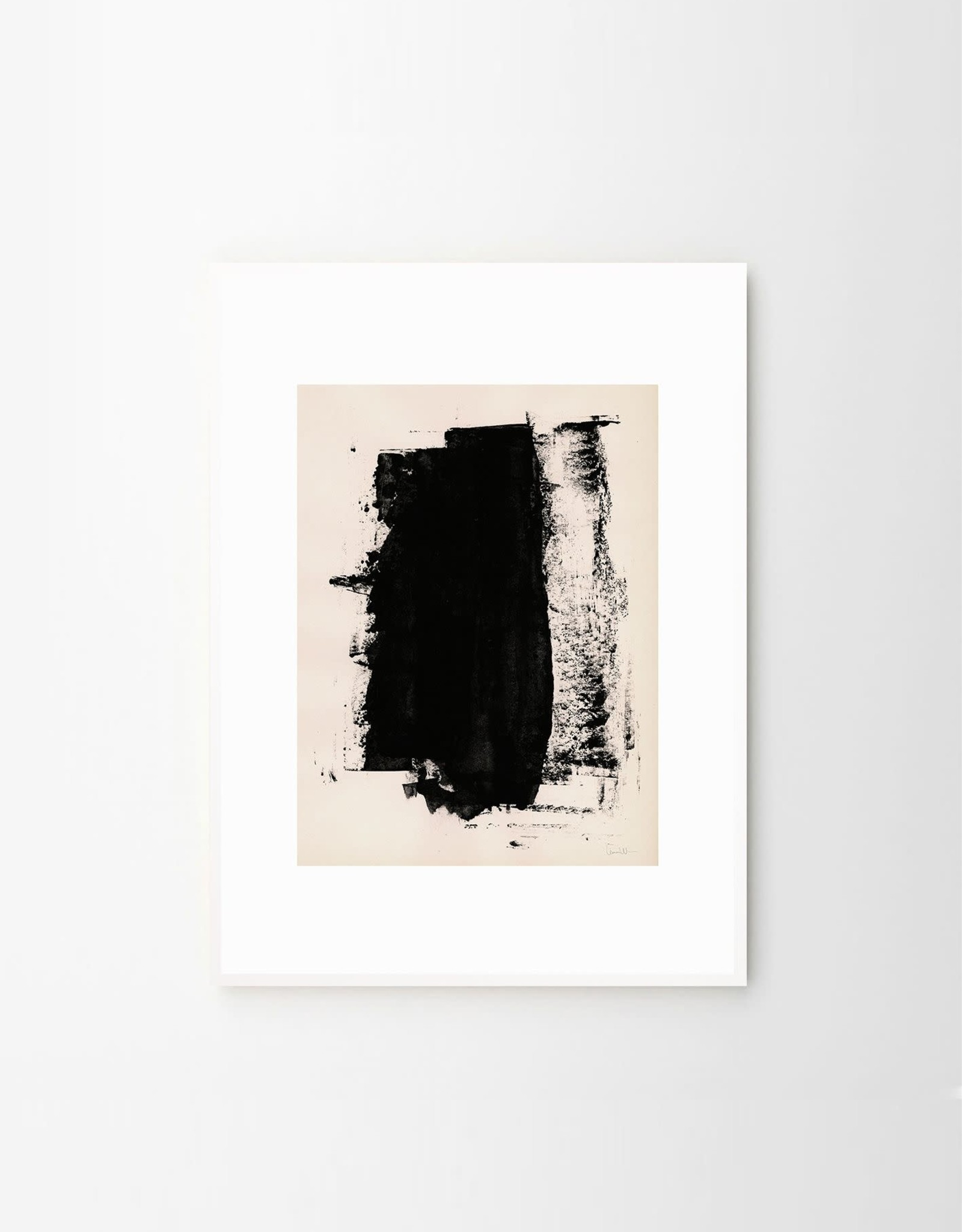 The Poster Club November Print - by Lena Wigers 30x40cm