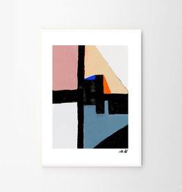 The Poster Club Affiche Kompromiss - par Estelle Graf 30x40cm