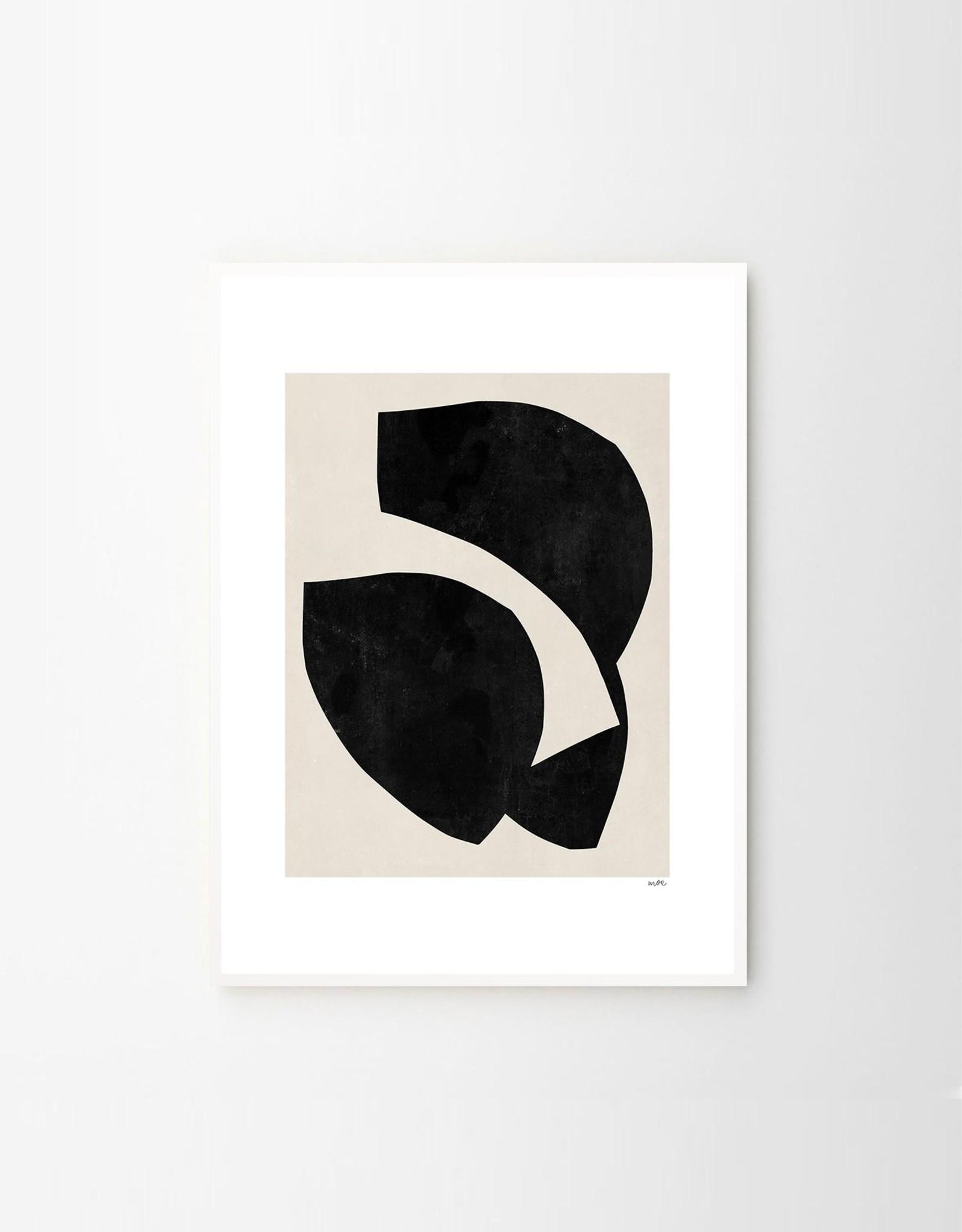 The Poster Club Affiche Shells par Moe Made It - Choisir la dimension