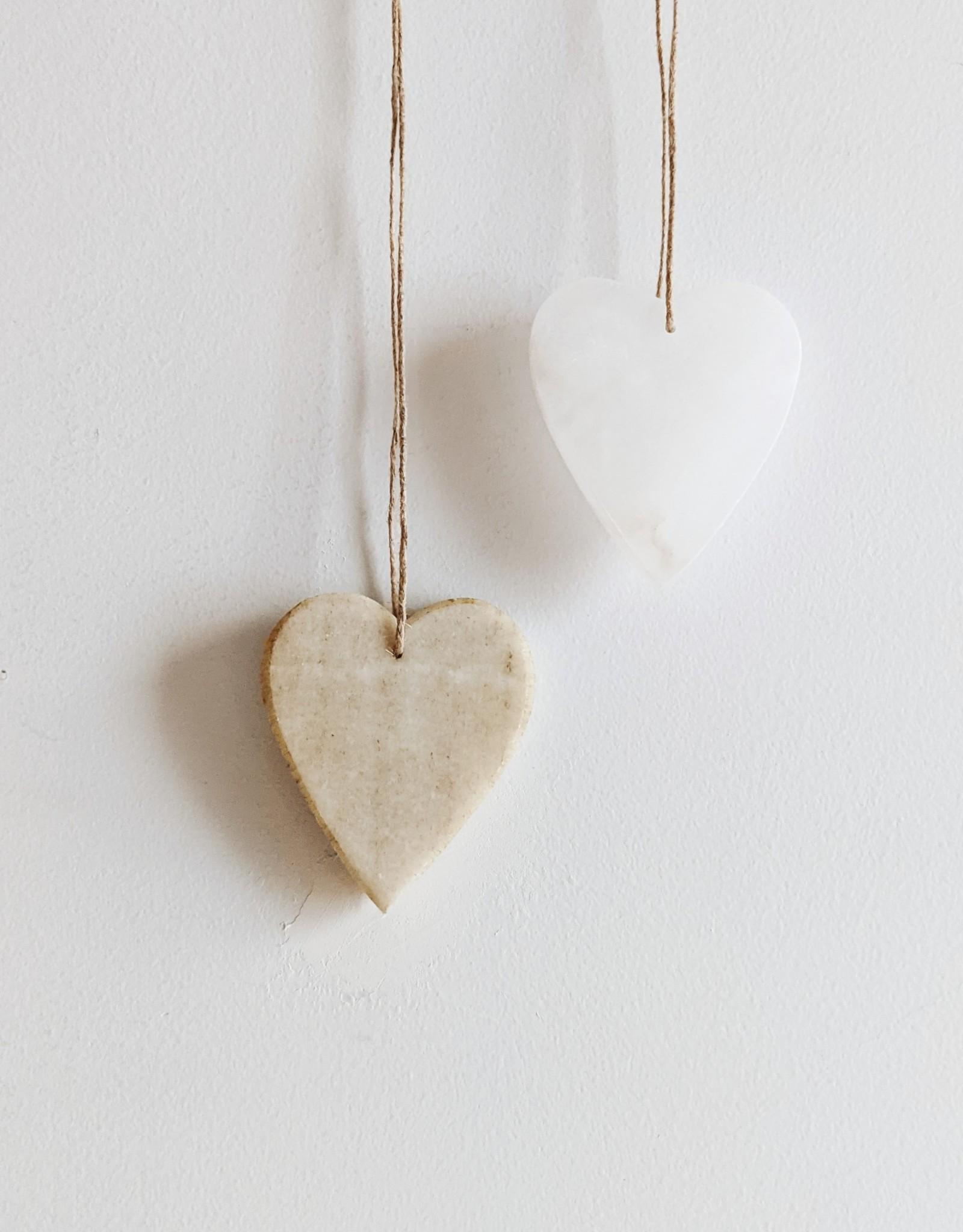 Heart Ornament - Choose the color