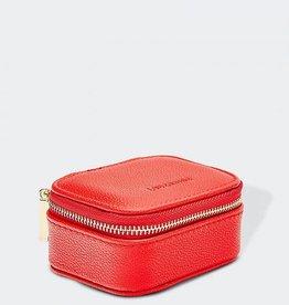 Louenhide Suzie Jewellery Case - Red