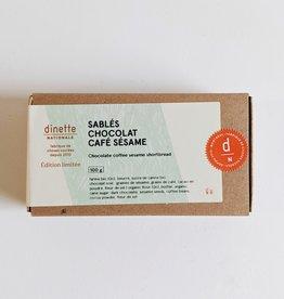 Dinette Nationale Sablés Choco-Café