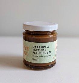 Dinette Nationale Caramel à Tartiner - fleur de sel