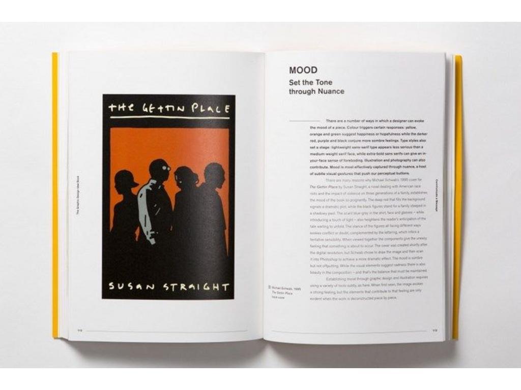 Graphic Design Idea Book Glottman