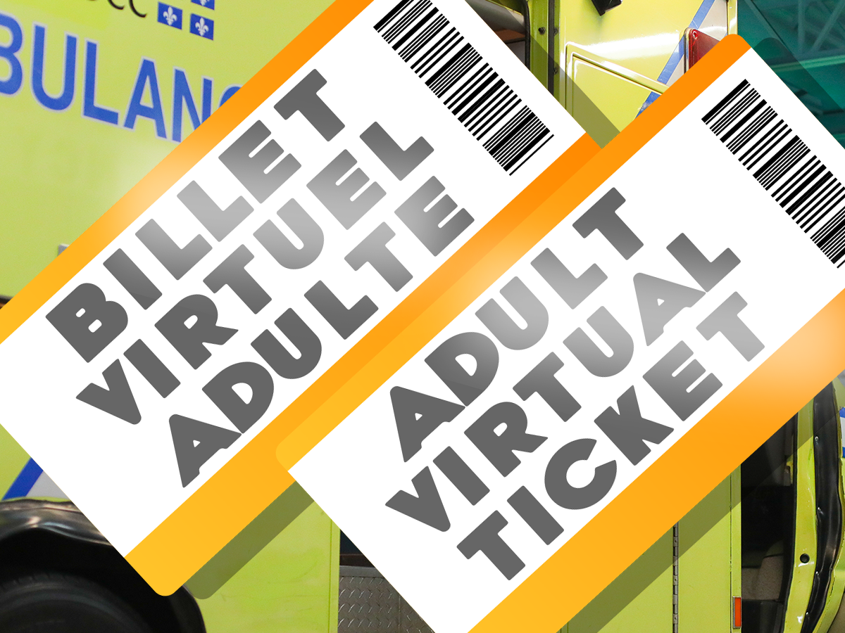 Adult Admission  (Electronic ticket)