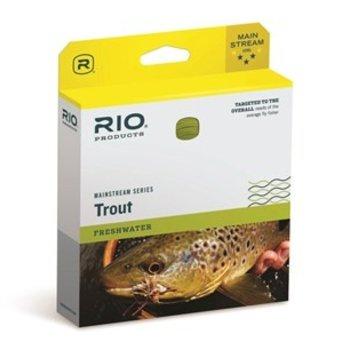 Rio Products Rio - Mainstream Trout WF6F