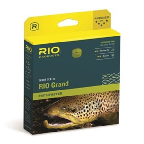 Rio - Grand WF8F Camo/Tan