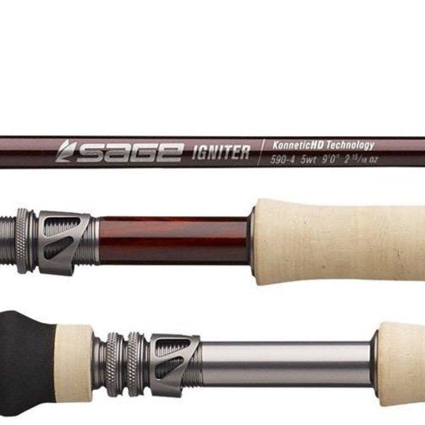 Sage - Igniter Rod 4 PC