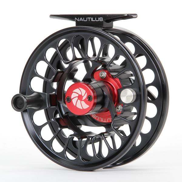 Nautilus - FWX 1/3 - Black