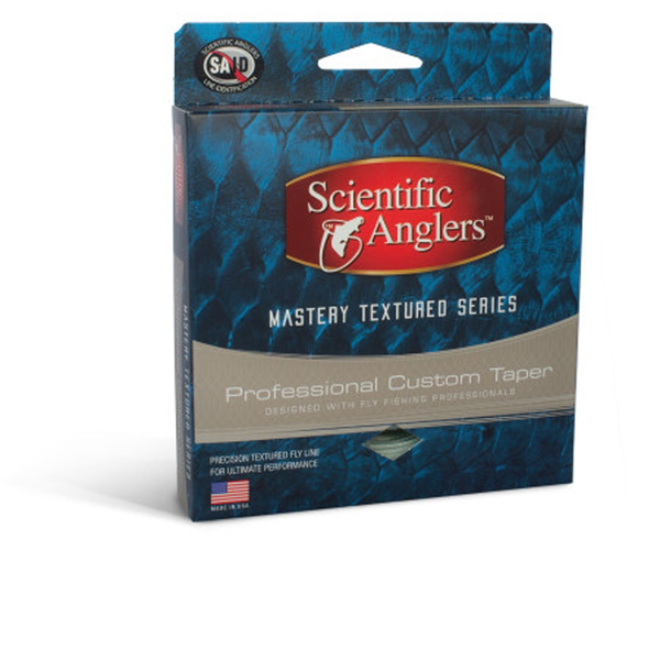 Scientific Anglers - Wavelength Textured Grand Slam WF-10-F