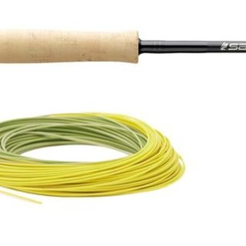 "Sage - Foundation Outfit 9'0"" 4Wt. 4PC"