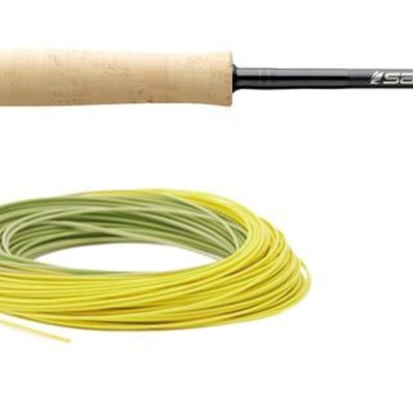 """Sage - Foundation Outfit 9'0"""" 4Wt. 4PC"""