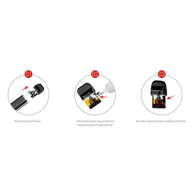 Smok Smok NOVO Pod Kit (MSRP $34.99)
