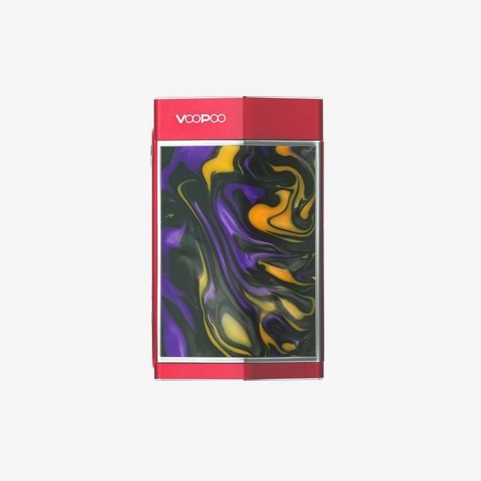 Voopoo Voopoo Too Red Frame Resin 180W Box Mod (MSRP $84.99)