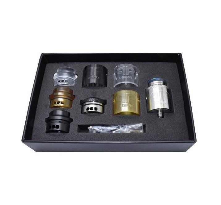 QP Design QP Design Kali V2 Master Kit RDA (MSRP $79.99)