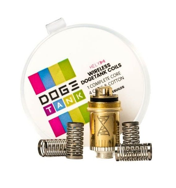 Congrevape Dogetank HELYX Wireless Coils (MSRP $14.95)