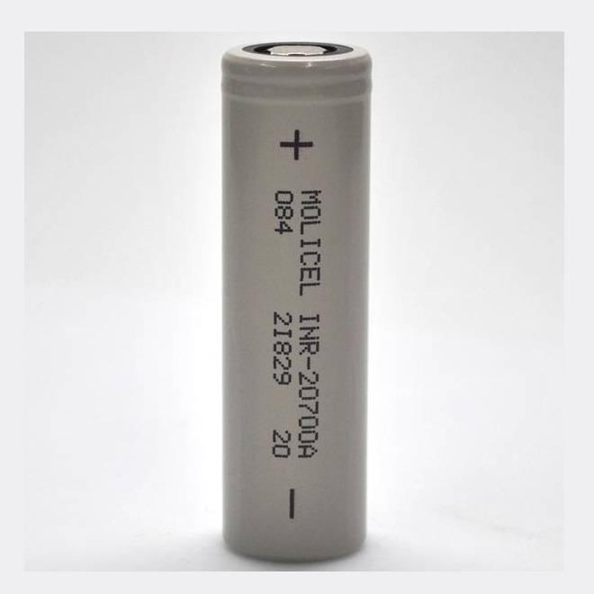 Molicel Molicel INR 20700A 35A 3000mAh Battery (MSRP $15.99)