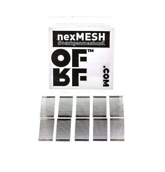 Wotofo OFRF nexMESH Triple Density Coil for Profile RDA (MSRP $12.99)
