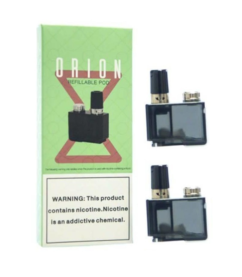 Lost Vape Lost Vape Orion DNA Go Replacement Pods 2pk (MSRP $12.99)